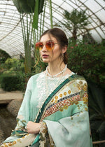 Afrozeh Sienna Lawn Collection 2020 D-05
