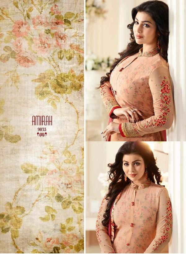 Amirah Vol 3  suit 9035