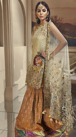 Anaya Wedding Edition suit Henna Garden by Kiran Chaudry