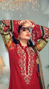 Anaya Lawn Collection 2021 suit AVA by Kiran Chaudry