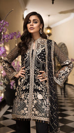 Anaya La Belle Soiree suit NORA - Unstitched Party Salwar Kameez