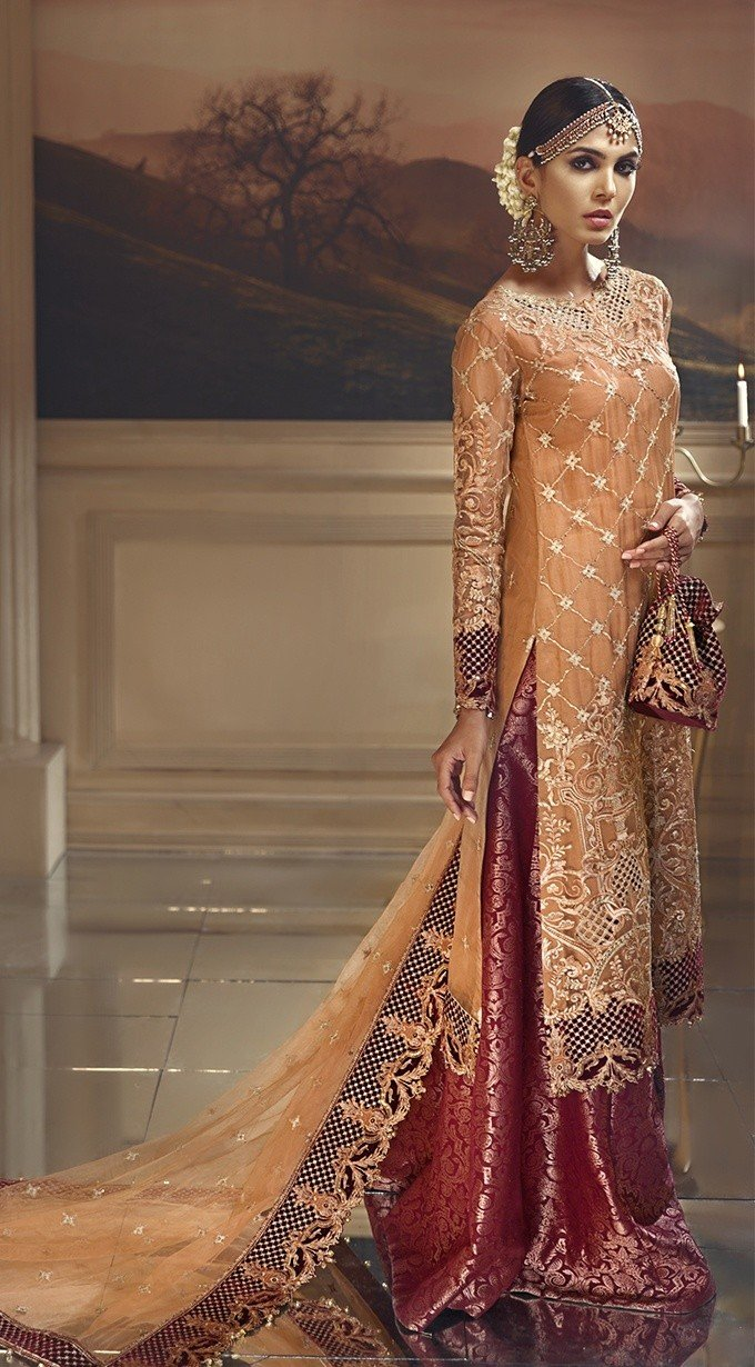 Anaya Wedding Edition suit Rustic Sunset