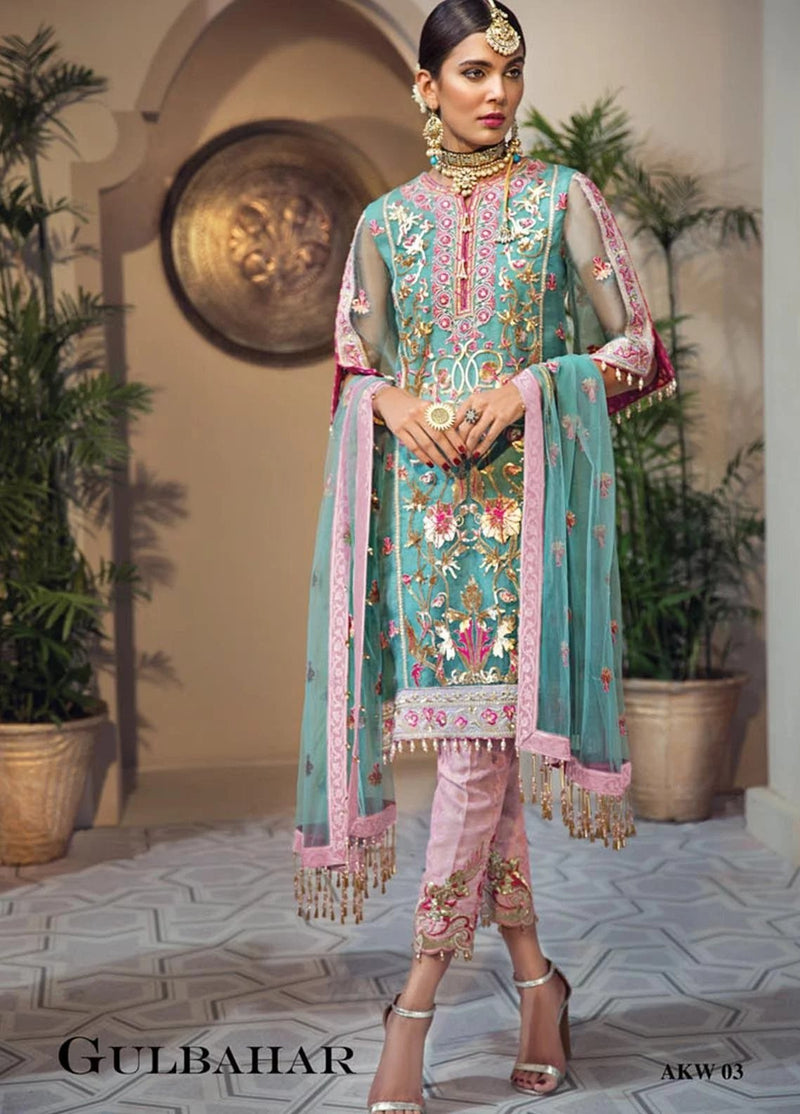 Anaya Isfahan Luxury Collection 2019 suit Gulbahar