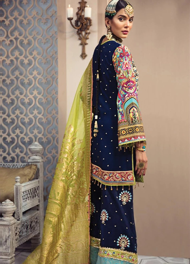 Anaya Isfahan Luxury Collection 2019 suit Laila AKW-05