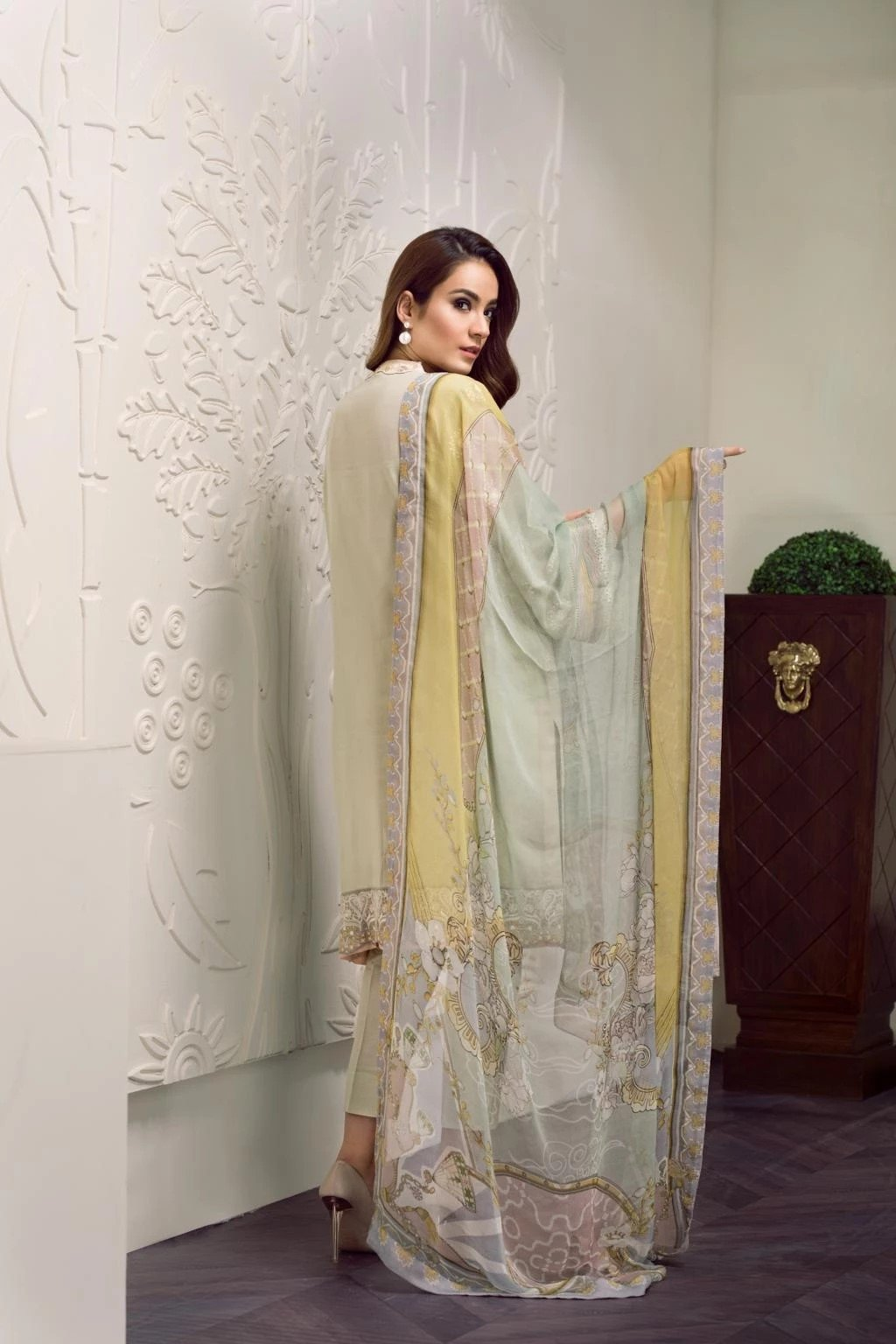 Baroque Swiss Voile Vol-2 2019 suit KYRA