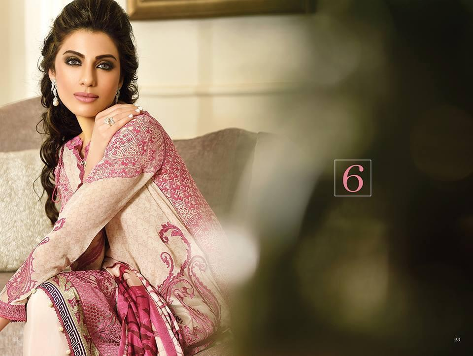 Crescent Luxury 2015 suit FM06 - Faraz Manan