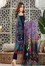 Eshaeman Luxury lawn Vol-1 2020 suit EE-103