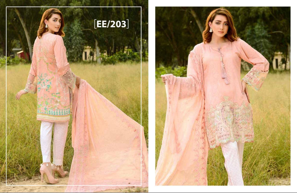 Eshaeman Fall Winter Collection Vol 2 Suit EE203