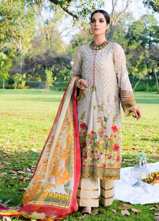 Eshaisha Luxury Embroidered 2020 Lawn suit EA-515
