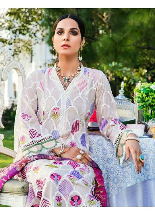 Eshaisha Embroidered 2020 suit EA-519