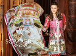 EshAisha Eid Collection suit D#09