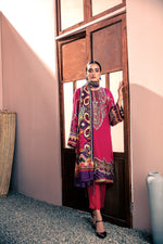 Farasha Winter suit Berry Blush