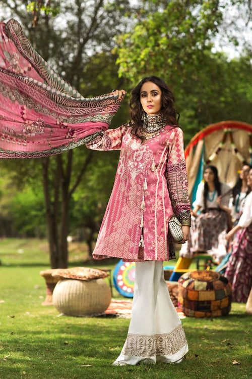 Florent Gypsy Summer Lawn Vol-2 2019 suit FL-10A