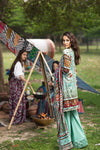 Florent Gypsy Lawn Vol-2 suit FL-9A