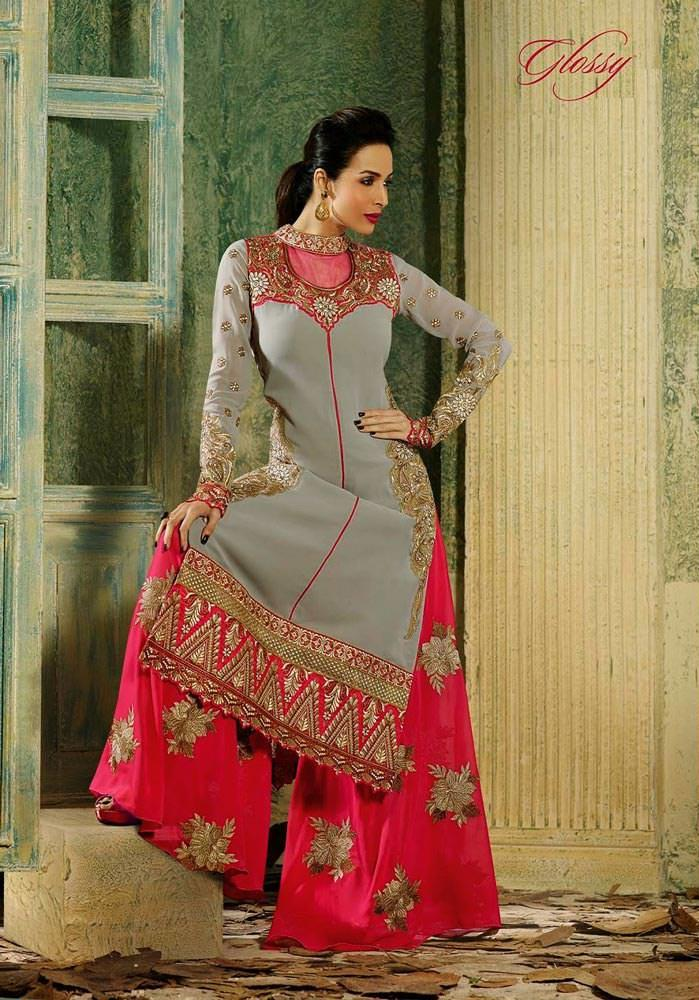 Glossy Show Stopper  suit 3508