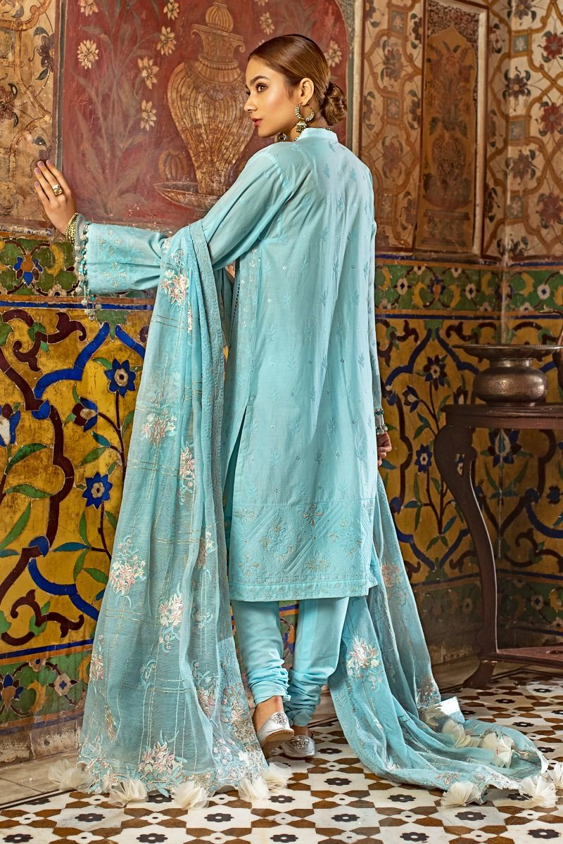 Gul Ahmed Collection 2020 suit FE-303