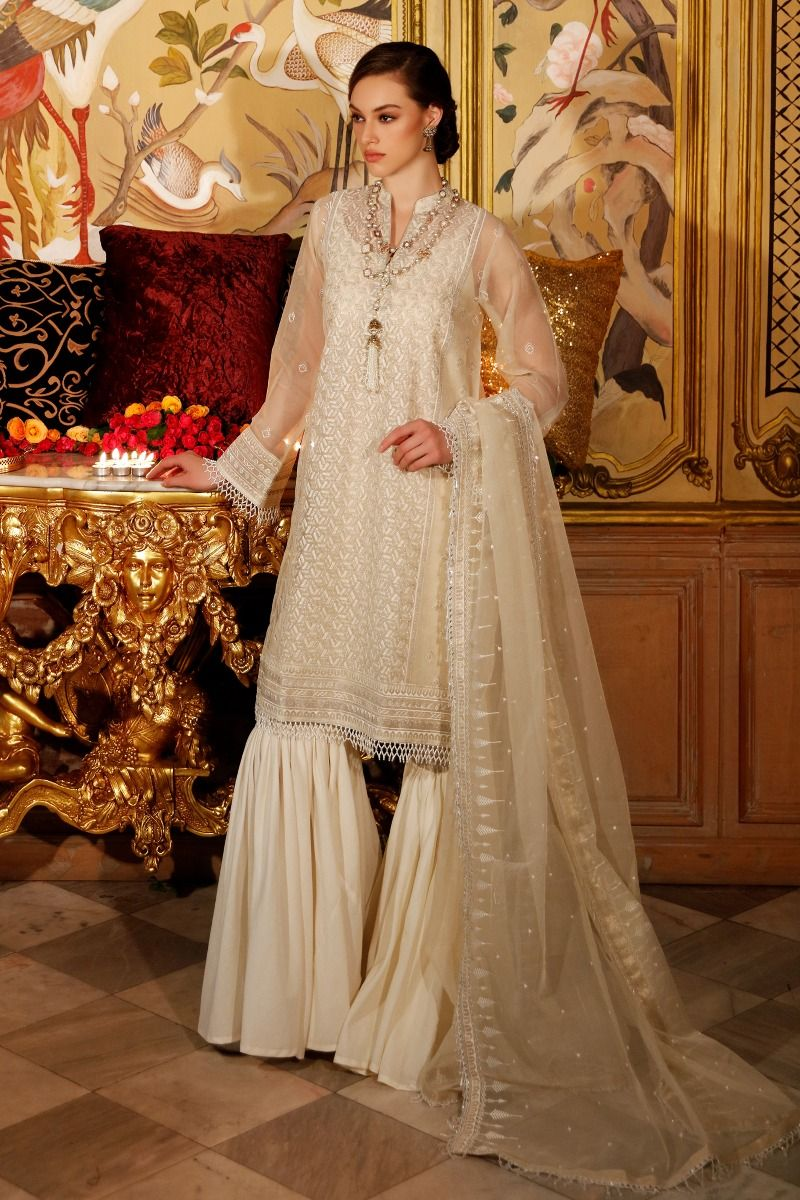 Gul Ahmed Eid-ul-Azha Collection 2020 suit FE-293