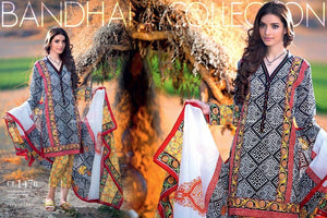 Gul Ahmed Essential Lawn 2016 suit CL-147B