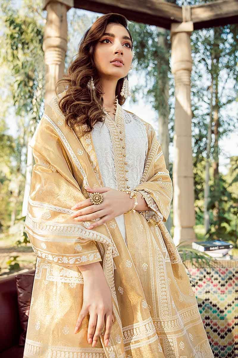 Gul Ahmed Festive Collection 2020 Unstitched suit FE262