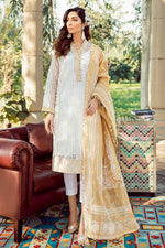 Gul Ahmed Festive 2020 Embroidered Unstitched suit FE262