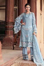 Gul Ahmed Premium Luxury Collection 2019 suit LE-02