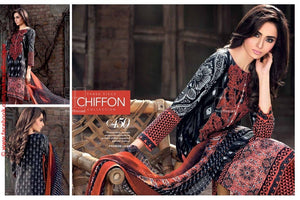 Gul Ahmed Lawn Vol-2 2016 suit C-450