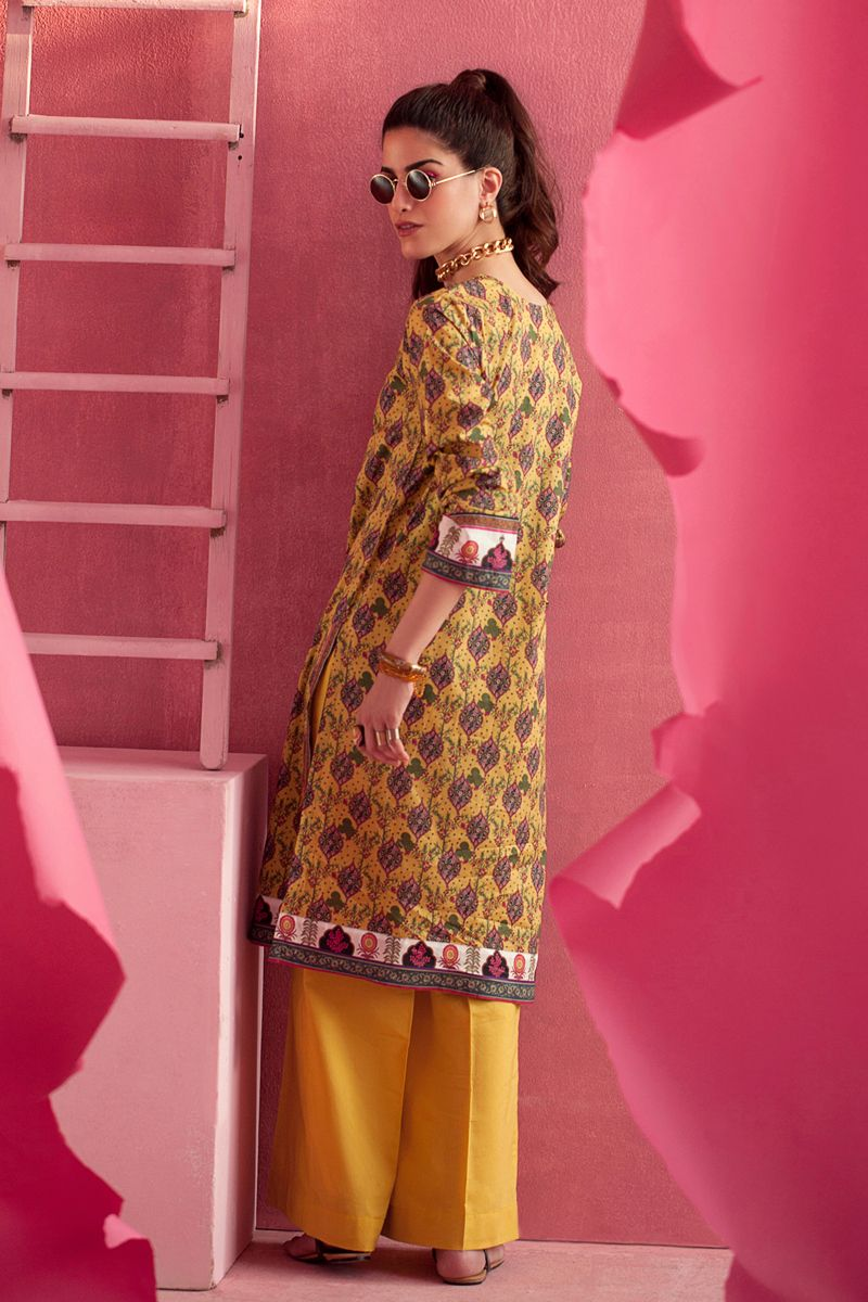 Gul Ahmed  Summer 2020 suit SL-821