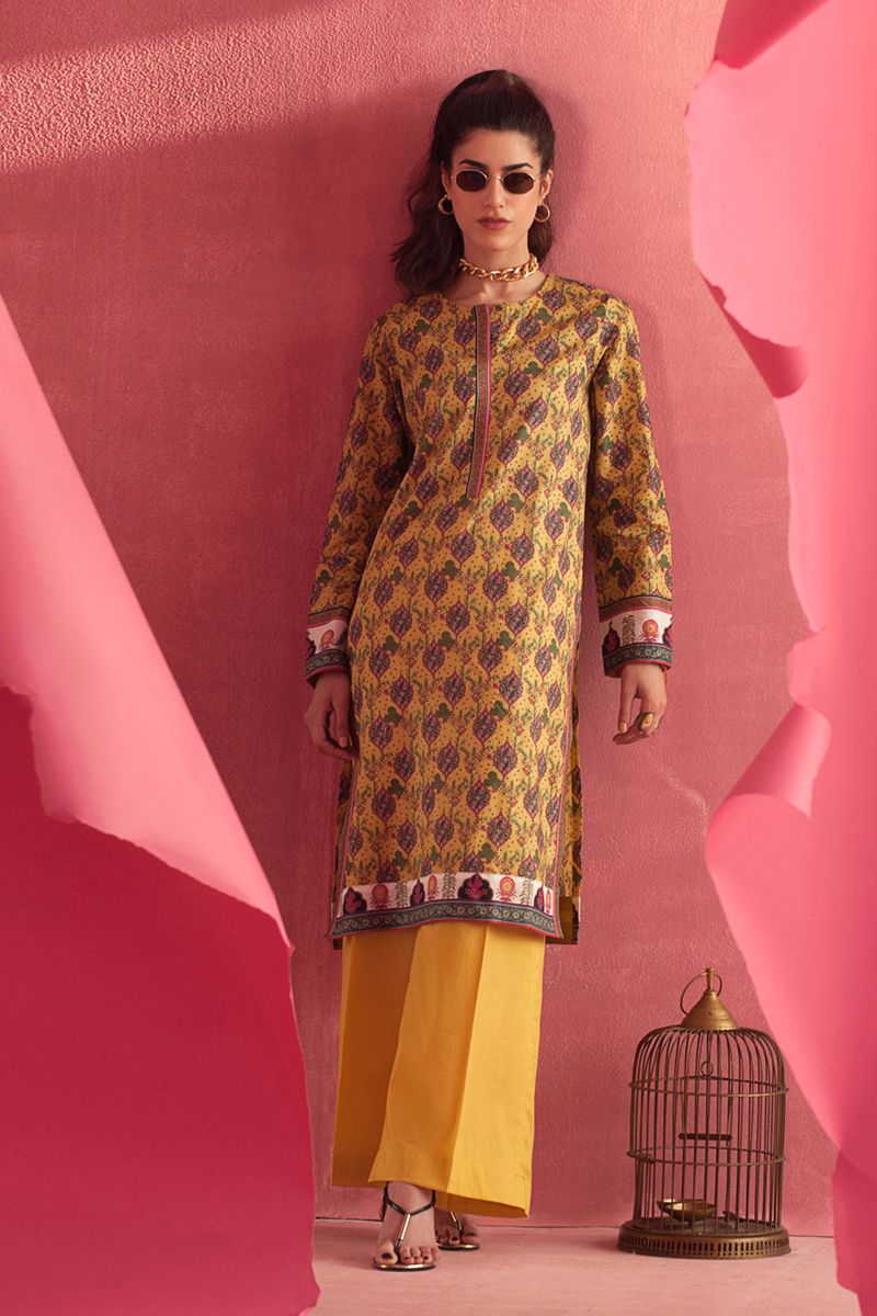 Gul Ahmed Bagh-e-Gul Summer 2020 Collection suit SL-821