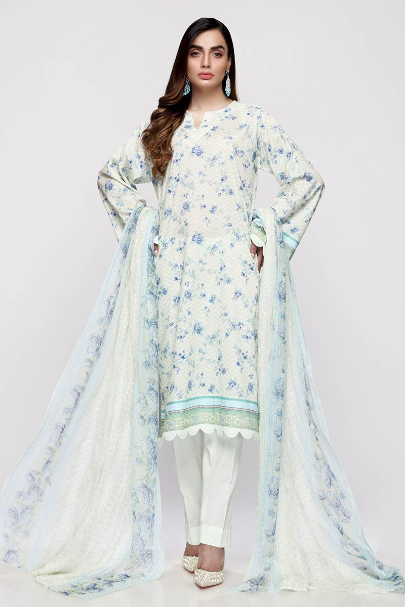 Gul Ahmed Summer 2020 Mother Collection suit BCT-19