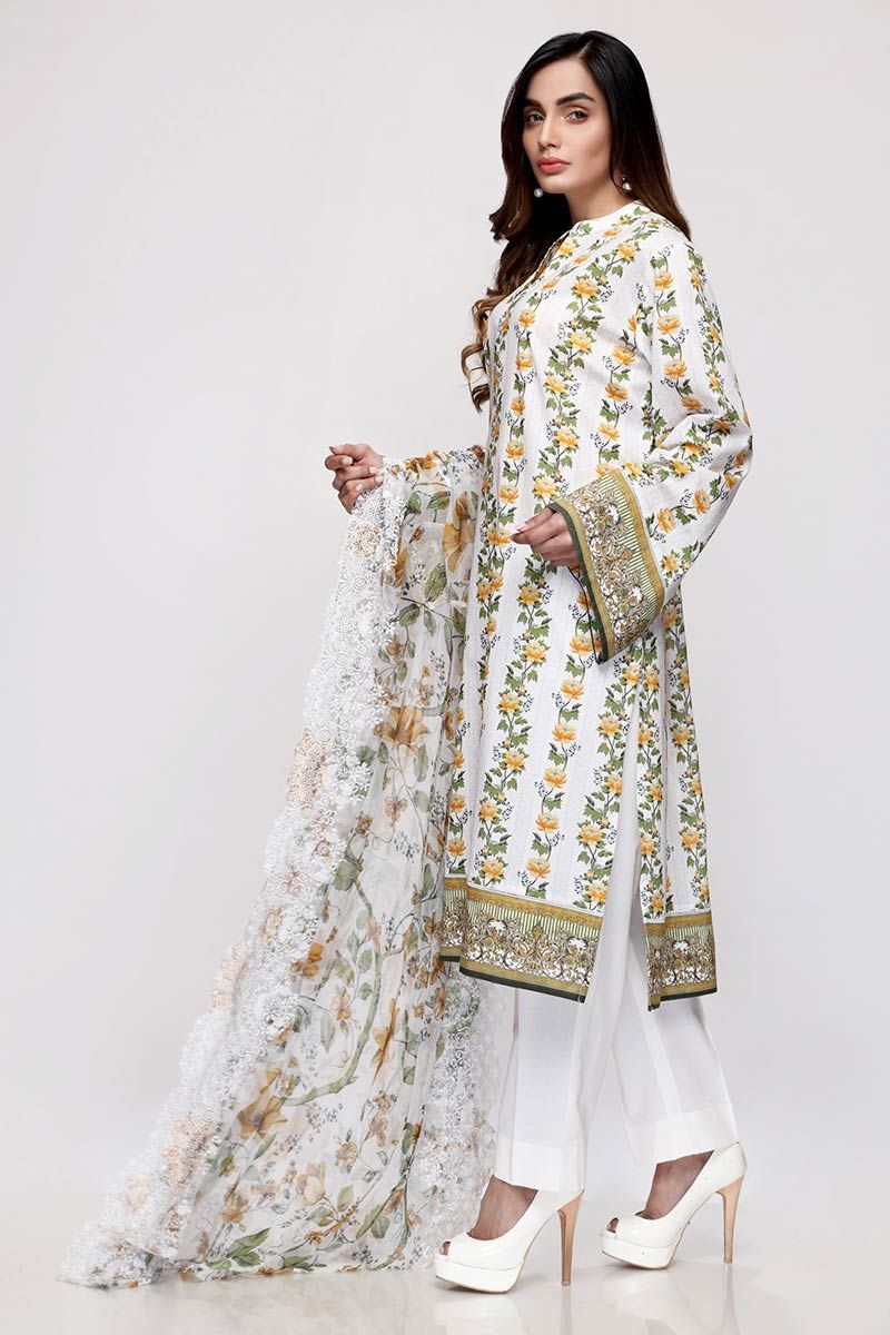 Gul Ahmed Summer Mother Collection 2020 suit BCT-22