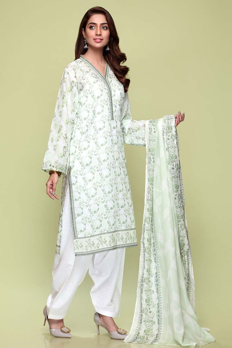 Gul Ahmed Summer 2020 suit CL-652 A