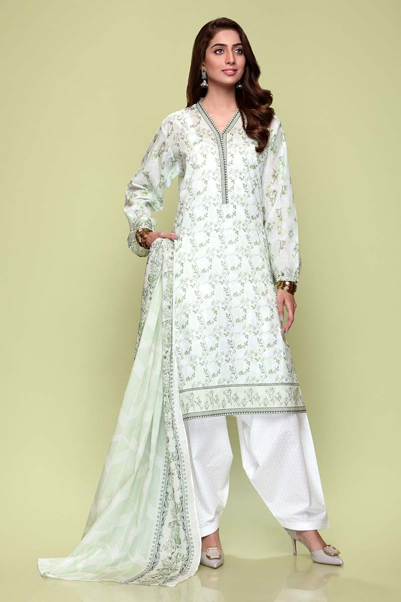 Gul Ahmed Summer 2020 Mother Collection suit CL-652 A