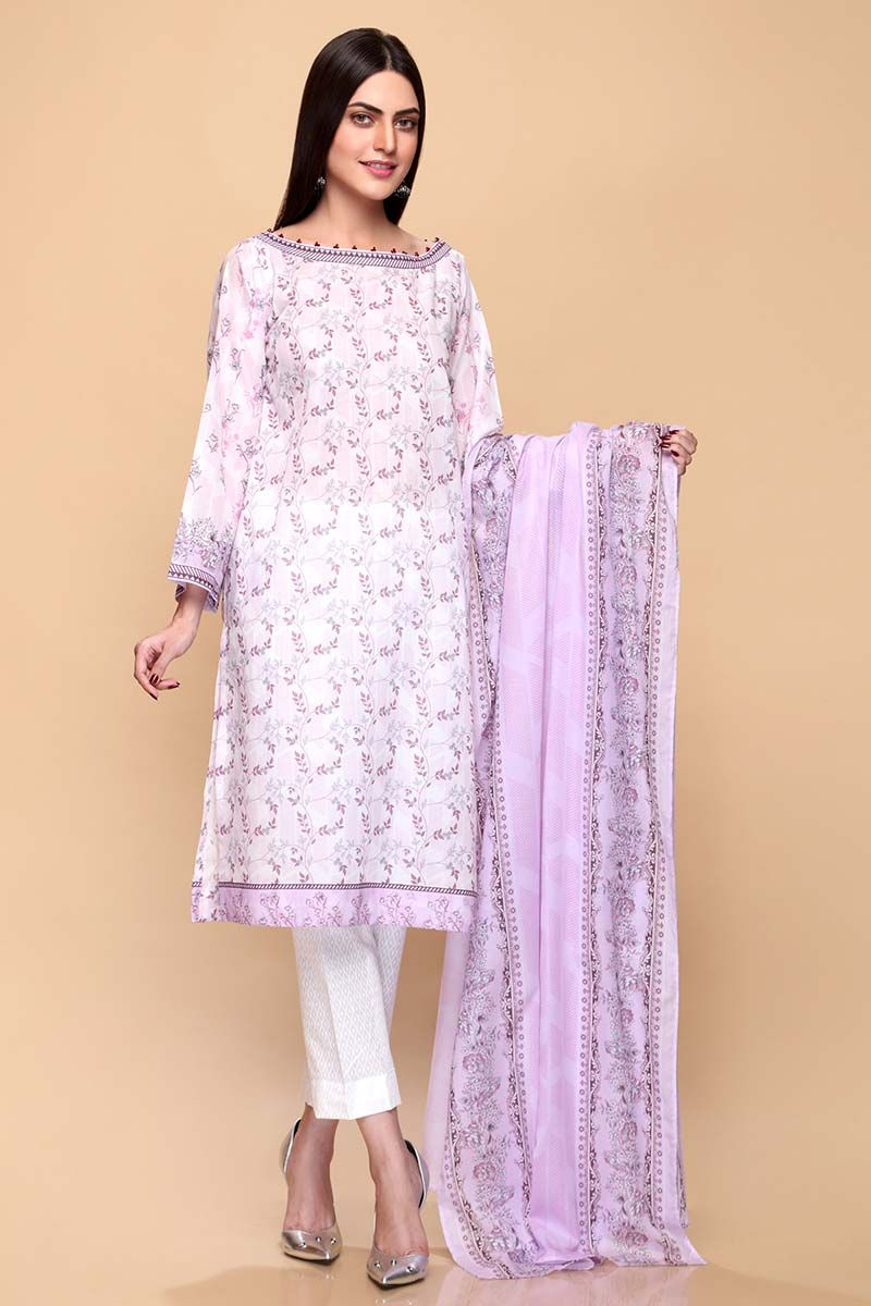 Gul Ahmed Summer 2020 Mother Collection suit CL-652 B