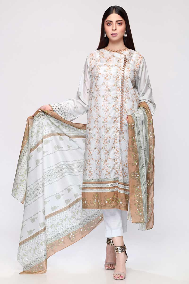 Gul Ahmed Summer 2020 Mother Collection suit CL-704 A