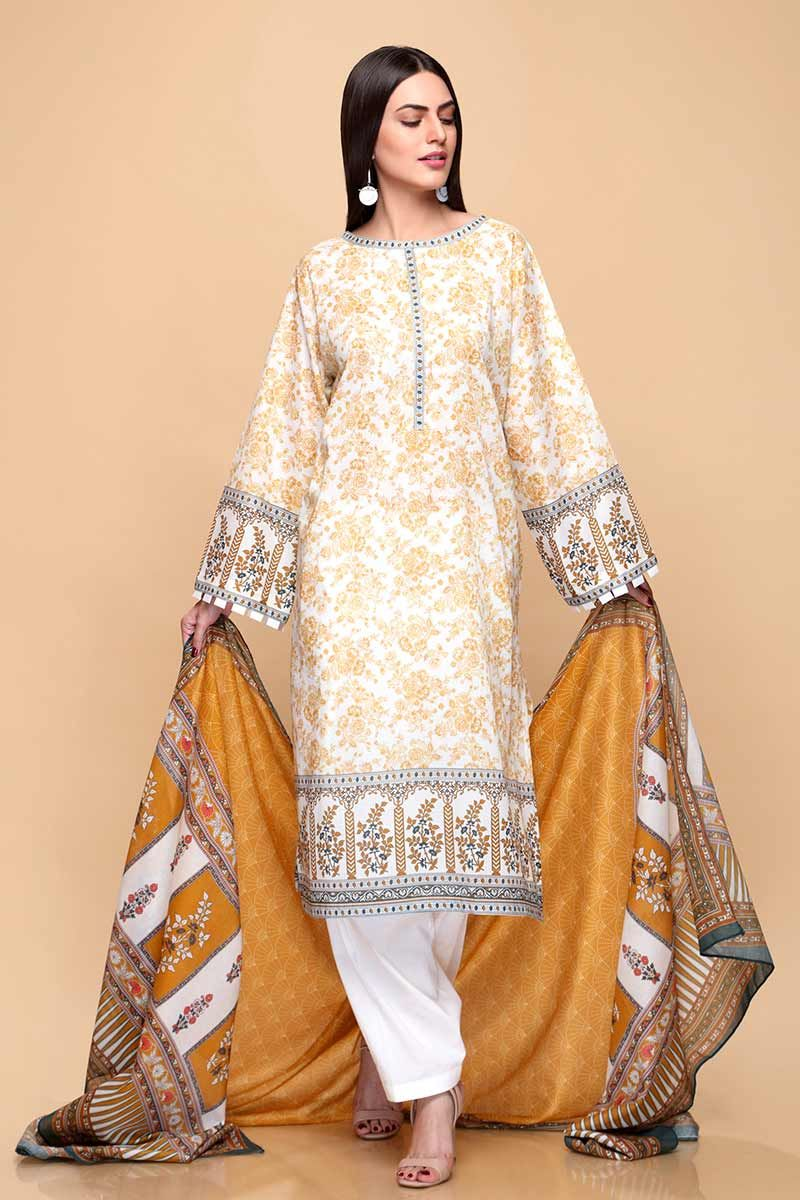 Gul Ahmed Summer 2020 Mother Collection suit CL-704 B