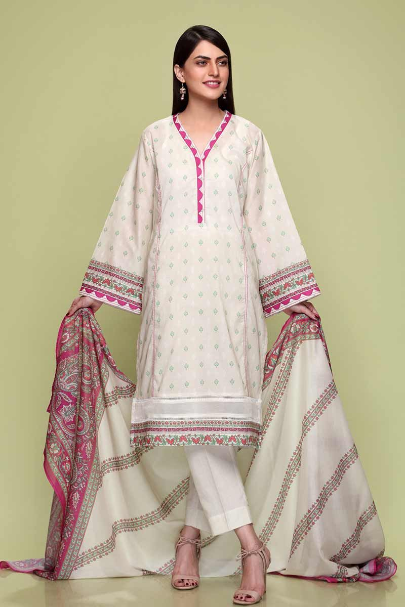 Gul Ahmed Summer 2020 Mother Collection suit CL-715 B