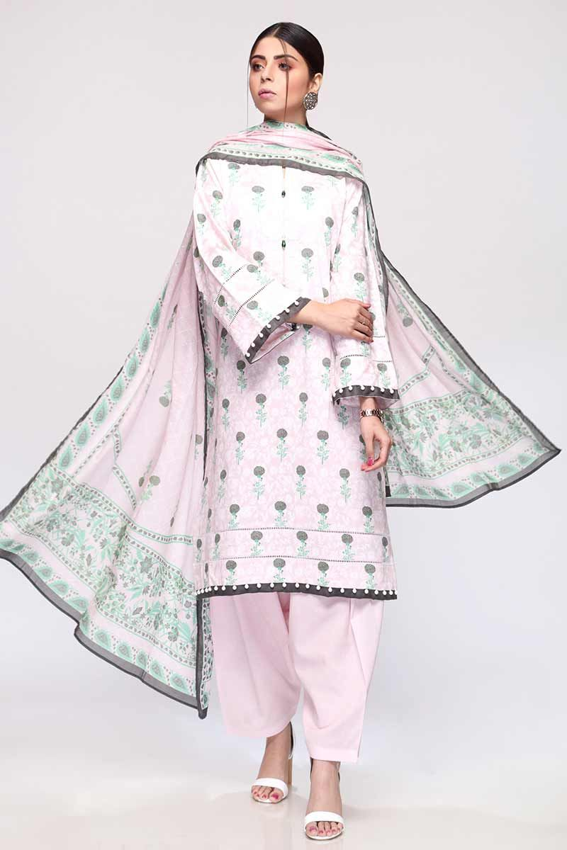 Gul Ahmed Summer 2020 Mother Collection suit CL-794 A
