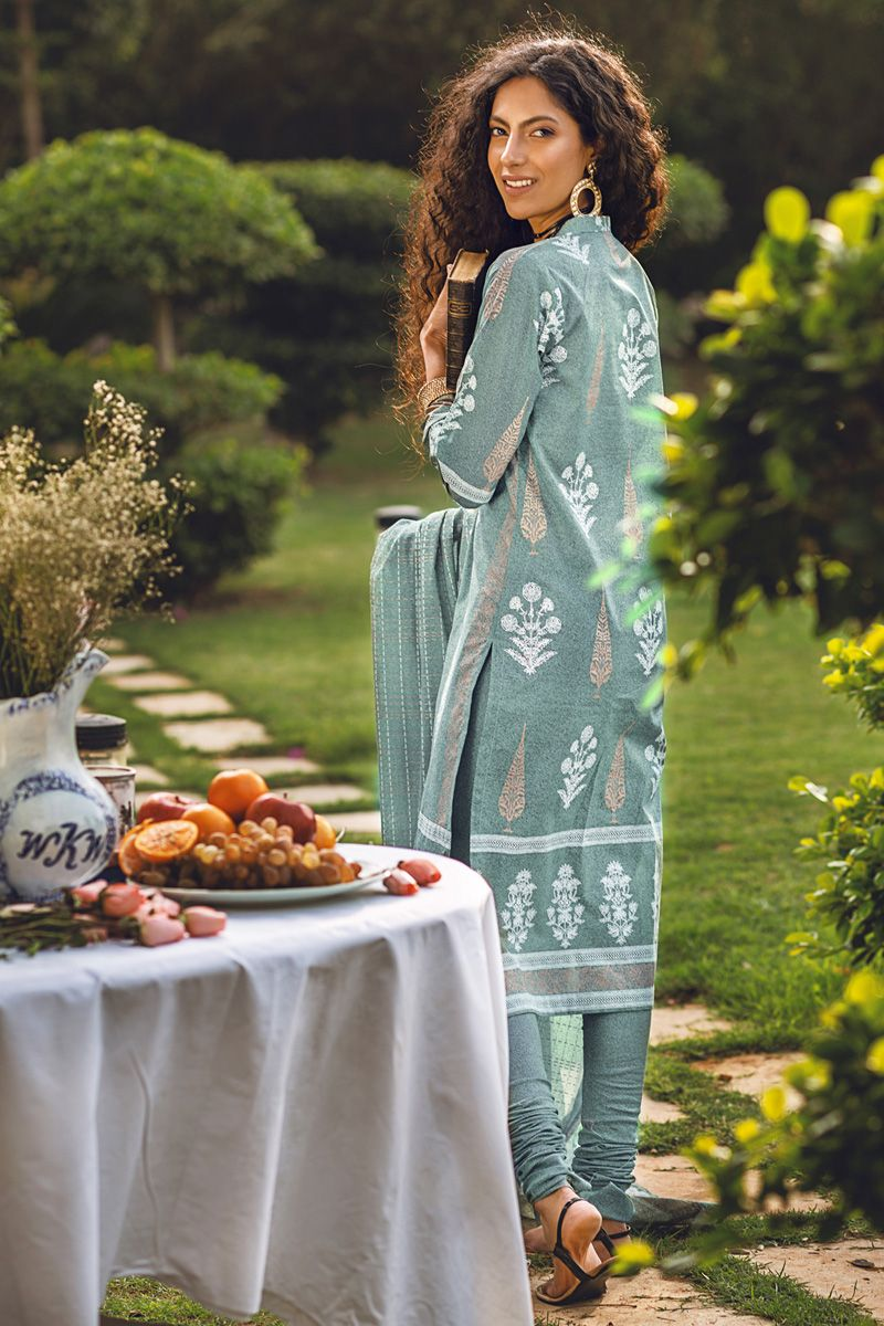 Gul Ahmed Summer 2020 suit CL-719B