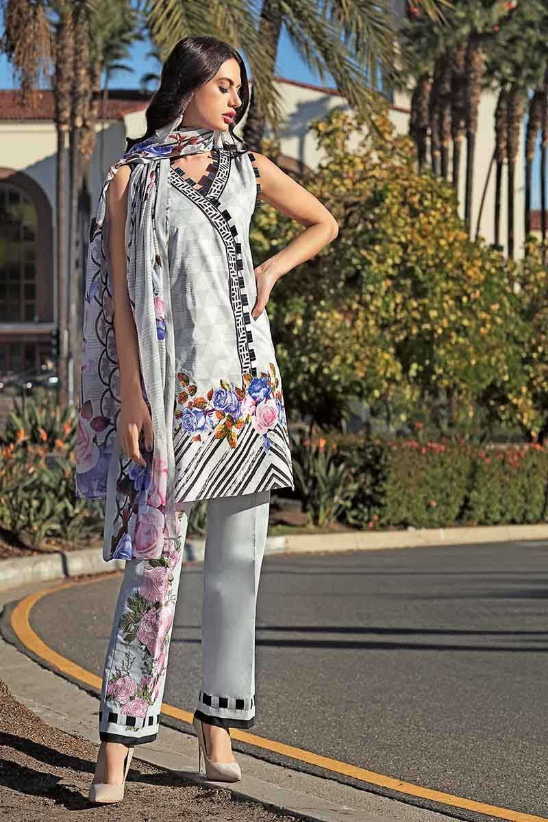 Gul Ahmed Essential Vol-1 2019 suit CL-471A