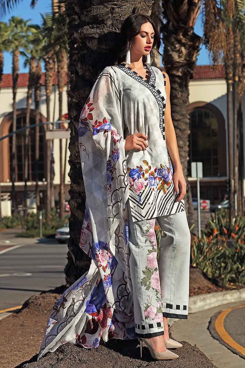 Gul Ahmed Summer Essential Vol-1 suit CL-471A