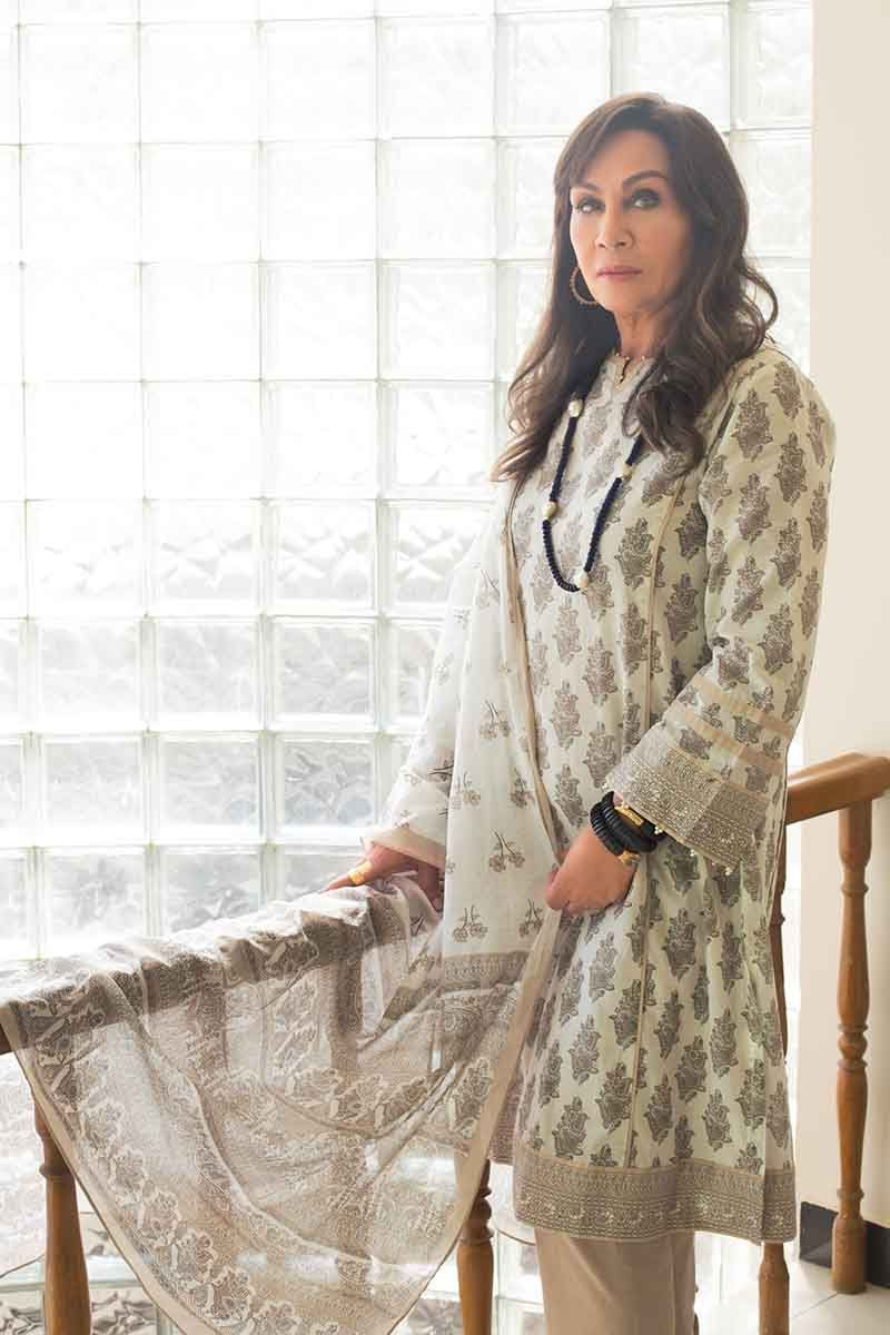 Gul Ahmed Essential Vol-1 2019 suit CL-578A