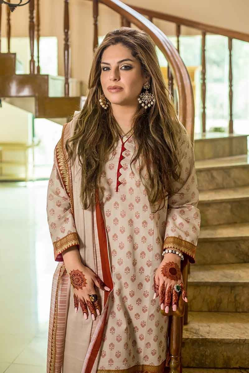 Gul Ahmed Essential Vol-1 2019 suit CL-585A