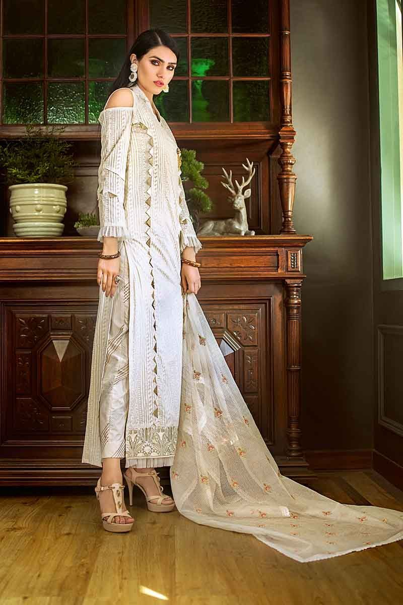 Gul Ahmed Summer Vol-1 2019 suit CLF-132