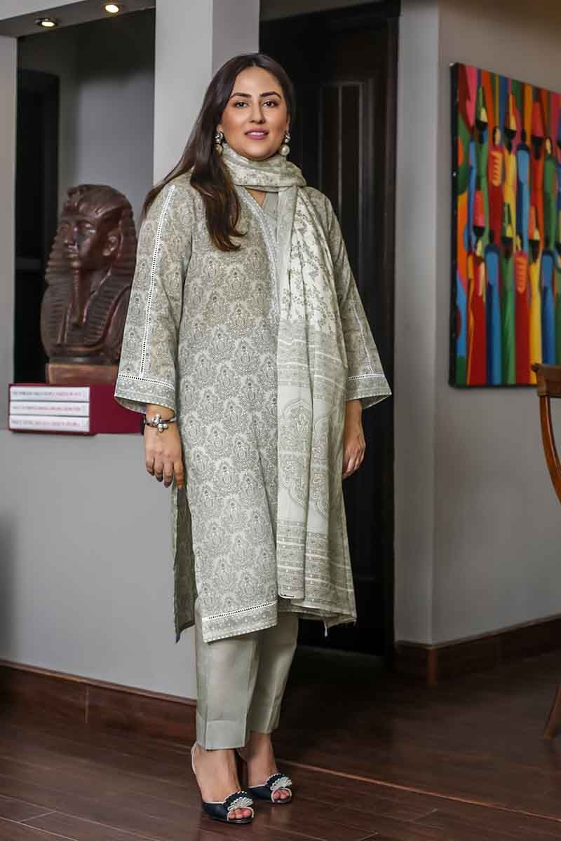Gul Ahmed Summer Essential Vol-1 suit TL-182B