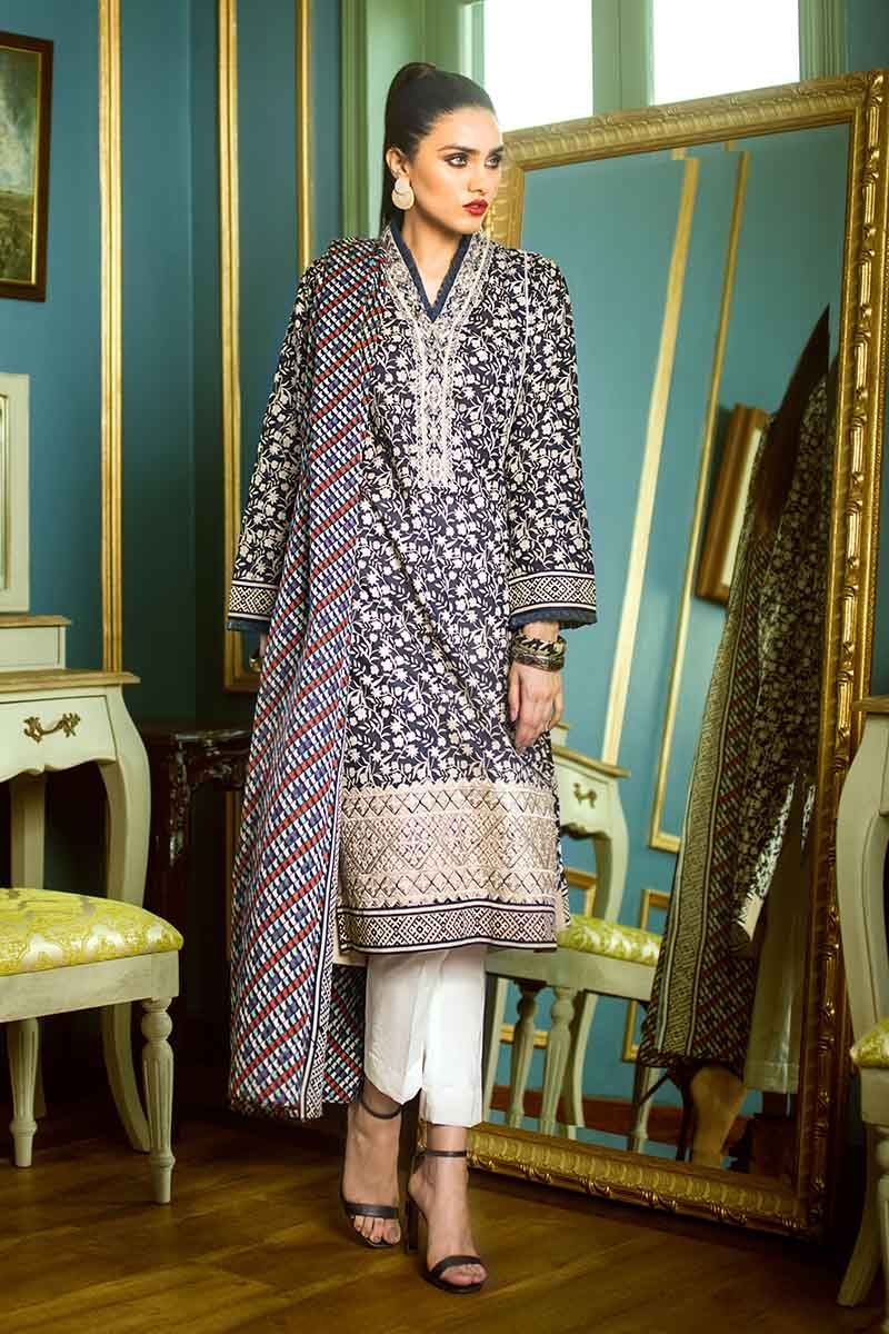 Gul Ahmed Summer Essential Vol-1 suit TL-194B