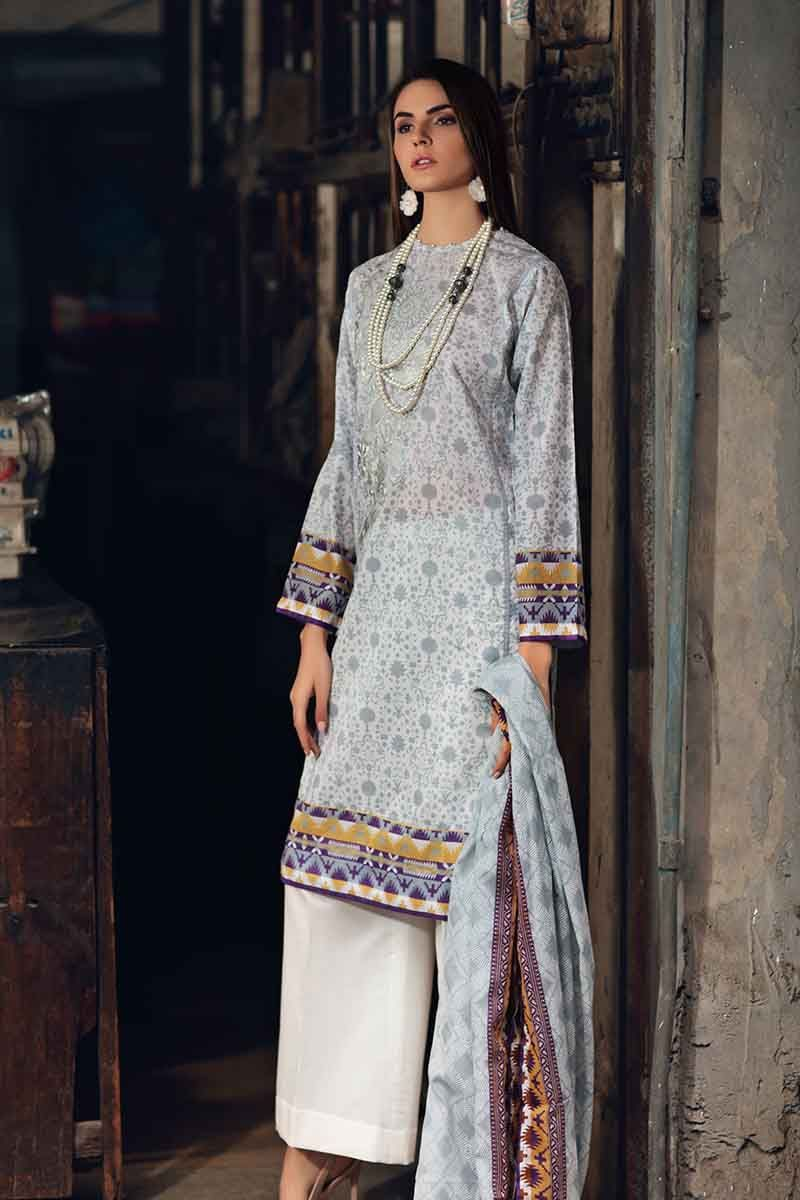 Gul Ahmed Summer Essential Vol-1 2019 suit TL-211A