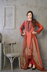Gul Ahmed Wool Pashmina suit C-382