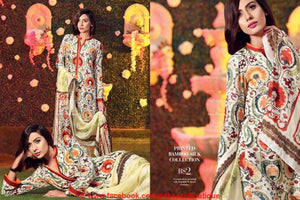 Gul Ahmed Premium Lawn 2016 suit BS-02
