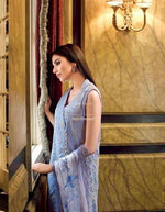 Gul Ahmed Lawn Lilac suit CT-195