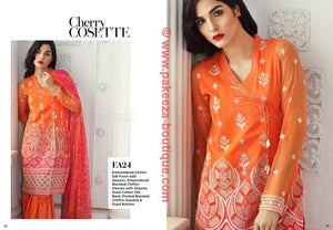 Gul Ahmed Festive suit EA-24